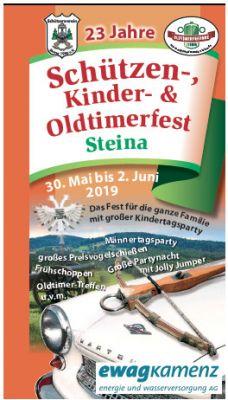 Schützenfest 2019 - Programm